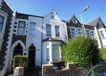 Thumbnail 7 bed terraced house for sale in Gordon Road, Cathays, Cardiff