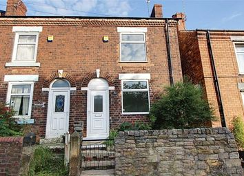 Thumbnail 2 bed semi-detached house to rent in New Street, Chesterfield, Derbyshire