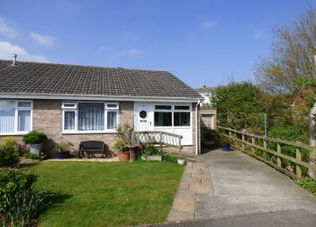 Thumbnail 2 bedroom semi-detached bungalow for sale in Sherwood Crescent, Worle, Weston-Super-Mare