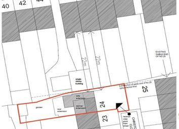 Thumbnail Land for sale in Christchurch Close, Colliers Wood, London