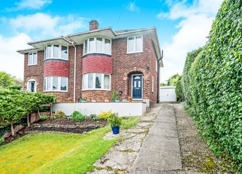 Thumbnail 3 bed semi-detached house for sale in The Parade, Desborough Avenue, High Wycombe