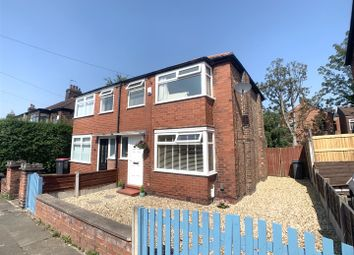 3 bed semi-detached house for sale in Napier Road, Eccles, Manchester M30