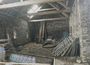 Thumbnail Barn conversion for sale in Llanafanfawr, Builth Wells