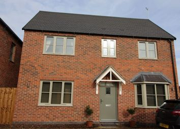 Thumbnail 3 bed detached house for sale in Main Street, Rosliston, Swadlincote