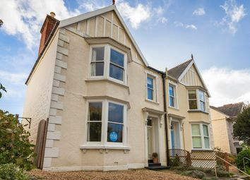 Thumbnail 4 bed town house for sale in York Avenue, St. Peter Port, Guernsey