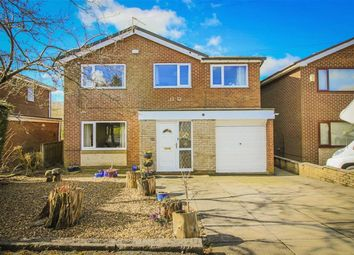 Thumbnail 4 bed detached house for sale in Dobbin Close, Rawtenstall, Lancashire
