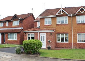 Thumbnail 4 bedroom semi-detached house for sale in Heatherleigh Close, Liverpool, Merseyside