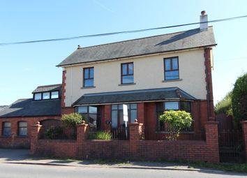 Thumbnail 3 bedroom detached house for sale in Brynhoward Terrace, Oakdale, Blackwood