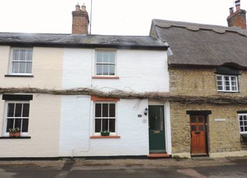 Thumbnail 2 bed cottage to rent in Church Road, Stevington, Bedford