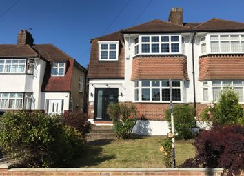 Thumbnail 4 bedroom semi-detached house for sale in Ivere Drive, New Barnet, Barnet