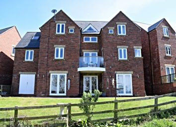 Thumbnail 5 bed detached house for sale in Coningsby Gardens, Morpeth