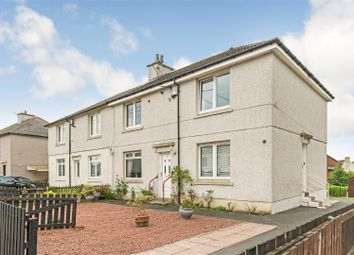 Thumbnail 2 bed flat for sale in Hunter Street, Shotts