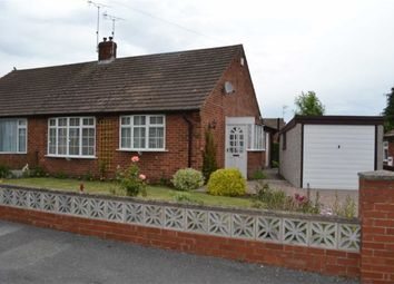 Thumbnail 3 bed semi-detached bungalow to rent in Springfield Road, Southwell