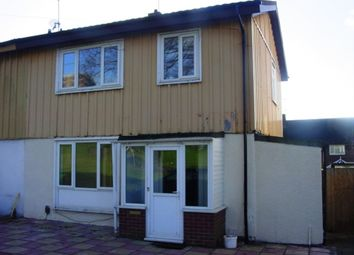 Thumbnail 3 bed semi-detached house to rent in Kirkstone Crescent, Birmingham