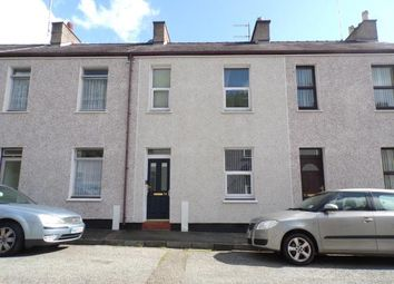 Thumbnail 2 bed terraced house for sale in Margaret Street, Caernarfon, Gwynedd
