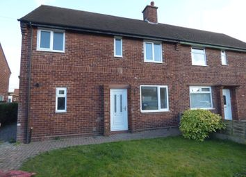 Thumbnail Semi-detached house to rent in Grange Road, Barnton, Northwich