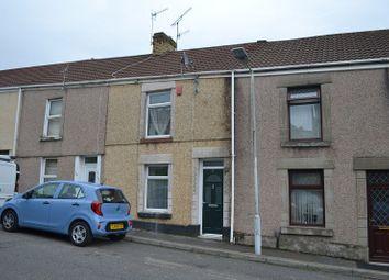 Thumbnail 2 bed terraced house for sale in Clyndu Street, Morriston, Swansea