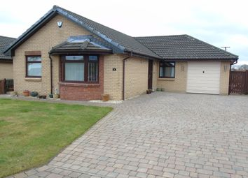 Thumbnail 3 bed detached bungalow for sale in Annathill Gardens, Annathill, Glenboig, North Lanarkshire