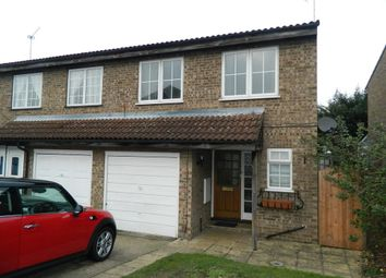 Thumbnail 4 bedroom semi-detached house for sale in Sandringham Court, Burnham, Berkshire