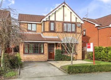 Thumbnail 4 bed detached house for sale in Thornbrook Way, Ettiley Heath, Sandbach, Cheshire