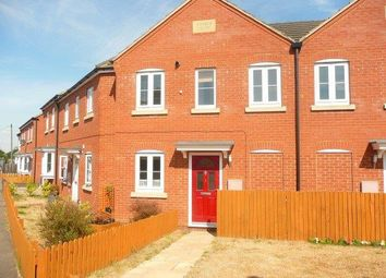Thumbnail 2 bed flat to rent in Hill Street, Raunds