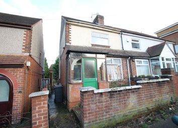 Thumbnail 2 bed semi-detached house for sale in Edward Road, Bedworth