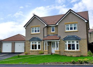 Thumbnail 4 bedroom detached house to rent in Le Roux Drive, Oldmeldrum, Inverurie