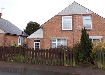 Thumbnail 2 bed semi-detached house for sale in Great Arler Road, Leicester