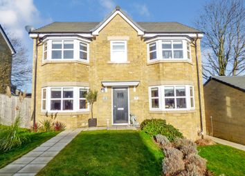 Thumbnail 4 bed detached house for sale in Thomas Percy Close, Alnwick