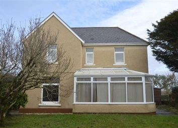Thumbnail 4 bedroom detached house for sale in Oldway, Bishopston, Swansea