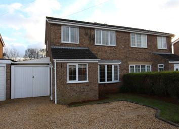 Thumbnail 3 bed semi-detached house to rent in Branston Road, Uppingham, Rutland