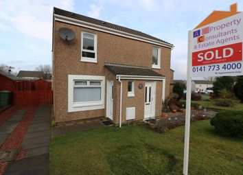 Thumbnail 2 bed semi-detached house for sale in Medwin Court, East Kilbride