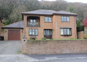 Thumbnail 3 bed detached house for sale in Heather Rise, Jersey Marine, Neath