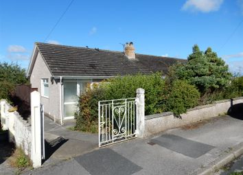 Thumbnail 3 bedroom semi-detached bungalow for sale in Mill Hill Grove, Middleton, Morecambe
