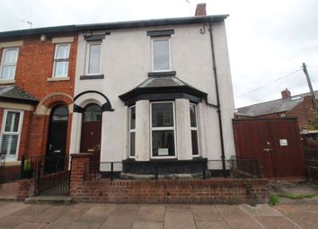 Thumbnail 3 bed terraced house for sale in Petteril Street, Carlisle