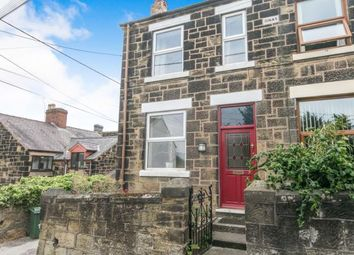 Thumbnail 2 bed end terrace house for sale in Dinas Cottages, Church Road, Brynteg, Wrexham