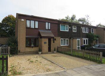 Thumbnail 3 bedroom end terrace house for sale in Saruman Lane, Goldings, Northampton