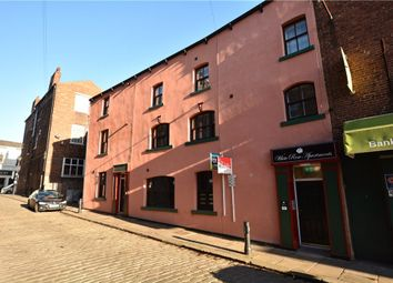 Thumbnail 1 bed flat for sale in White Rose Apartments, 7-9 Bank Street, Wakefield, West Yorkshire
