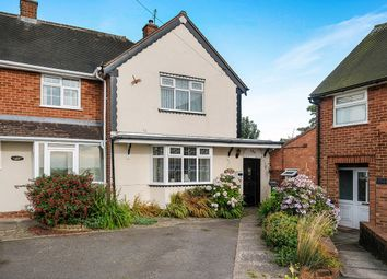 Thumbnail 2 bed semi-detached house for sale in Kitchen Lane, Wednesfield, Wolverhampton