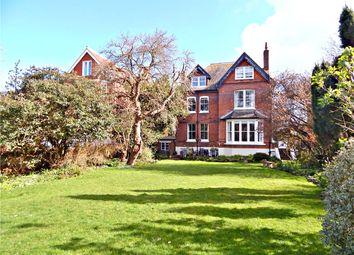 Thumbnail 3 bedroom flat for sale in Grange Road, Eastbourne, East Sussex