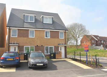 Thumbnail 3 bedroom end terrace house for sale in Agincourt Avenue, Gosport