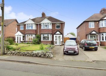 Thumbnail 3 bedroom semi-detached house for sale in Dig Lane, Wybunbury, Nantwich