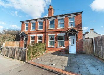Thumbnail 3 bed semi-detached house for sale in Goldsmid Road, Tonbridge