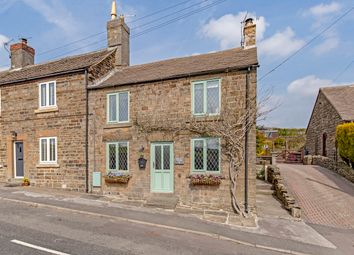Thumbnail 2 bed cottage for sale in Bottom Row, Wadshelf, Chesterfield