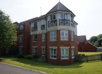 Thumbnail 2 bedroom flat for sale in Britannia Close, Redditch