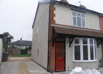 Thumbnail 3 bed end terrace house for sale in Tranmere Road, South Shore, Blackpool