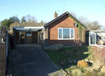 Thumbnail 2 bedroom detached bungalow for sale in Mill Close, Swanwick, Alfreton