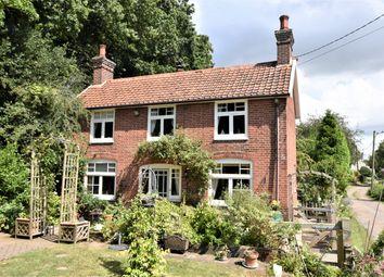 Thumbnail 3 bed semi-detached house for sale in Hillside Loke, Roughton, Norwich