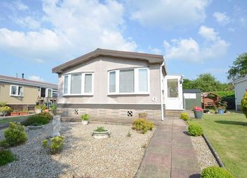 Thumbnail 2 bed mobile/park home for sale in The Orchard, Otter Valley Park, Honiton