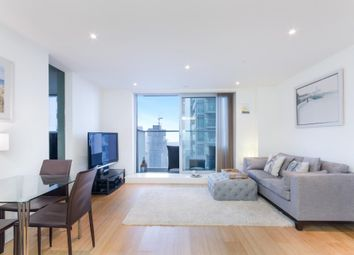 Thumbnail 1 bed flat to rent in Pan Peninsula West Tower, Canary Wharf